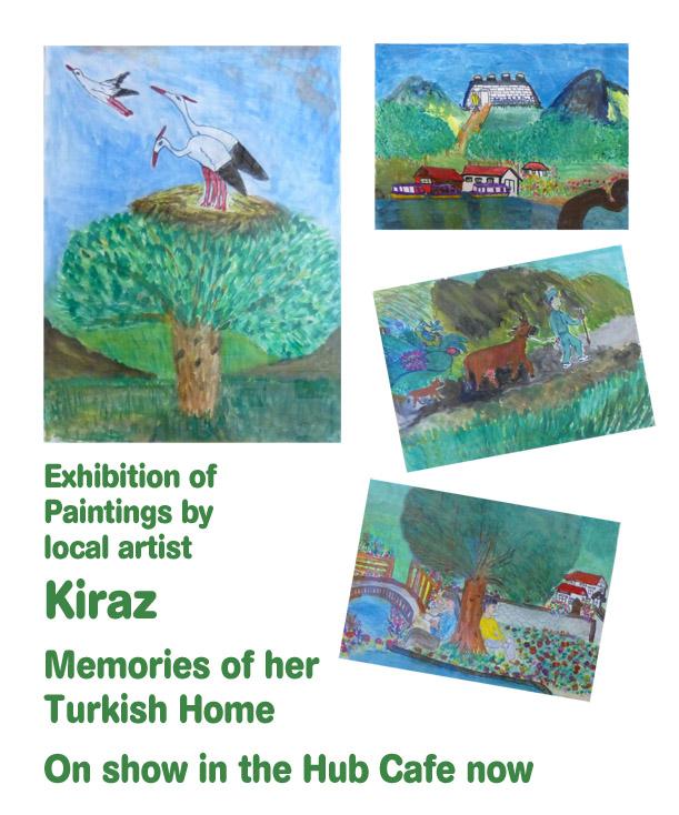 Kiraz memories of her Turkish home