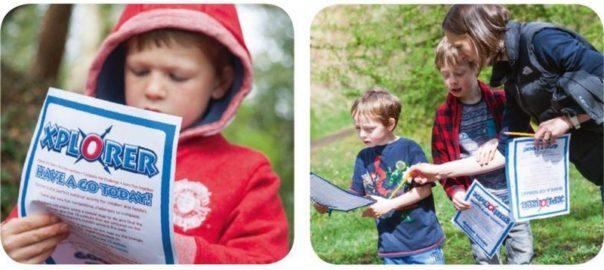 Xplorer kids orienteering